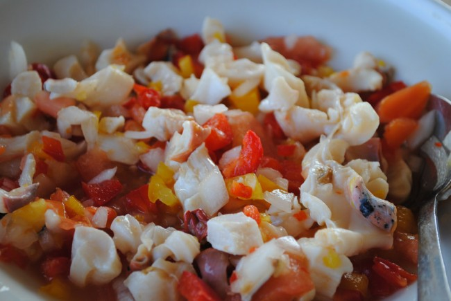 Conch Salad|© bookfinch / flickr