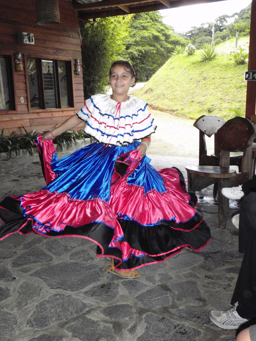 An Introduction To Costa Rica S National Dress