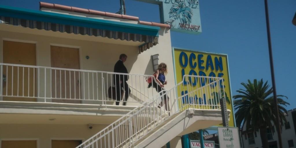 Billy Bob Thornton's antihero Billy McBride calls this beachy hotel home|Courtesy of Amazon