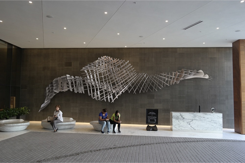 """Ad Infinium"" by Daniela Wicki; Courtesy Photo 