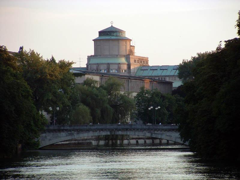 Deutsches Museum © Bimbelmoser / Wikicommons