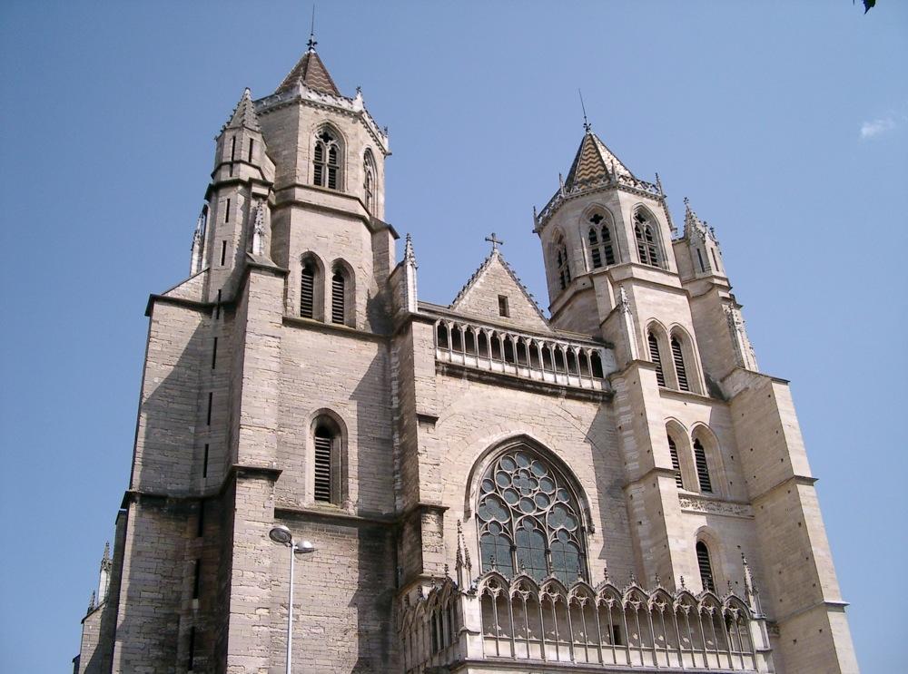 Dijon Cathedral ©Shane McGregor/Wikicommons