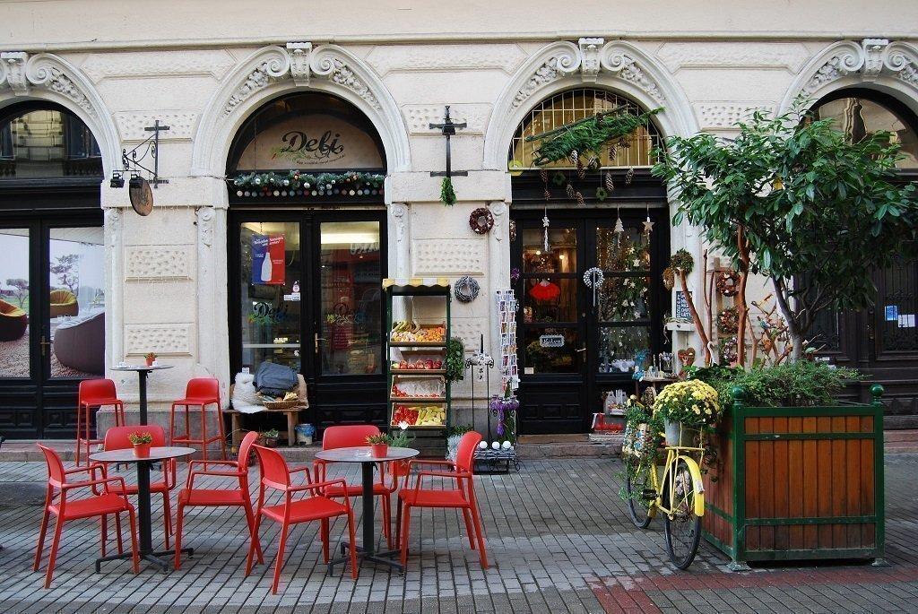 Hajós utca Budapest