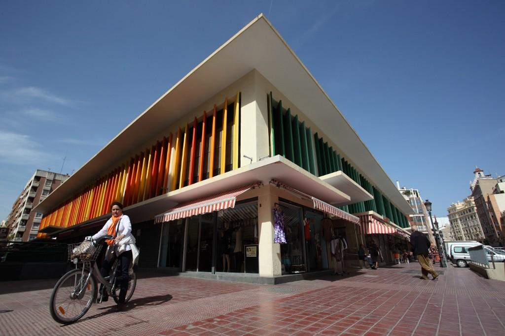 Ruzafa market, Valencia. Photo courtesy of Valencia Tourism