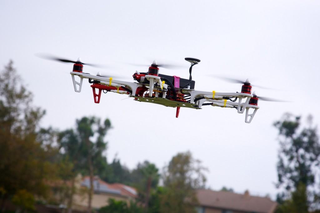 Drones | © Richard Unten / Flickr