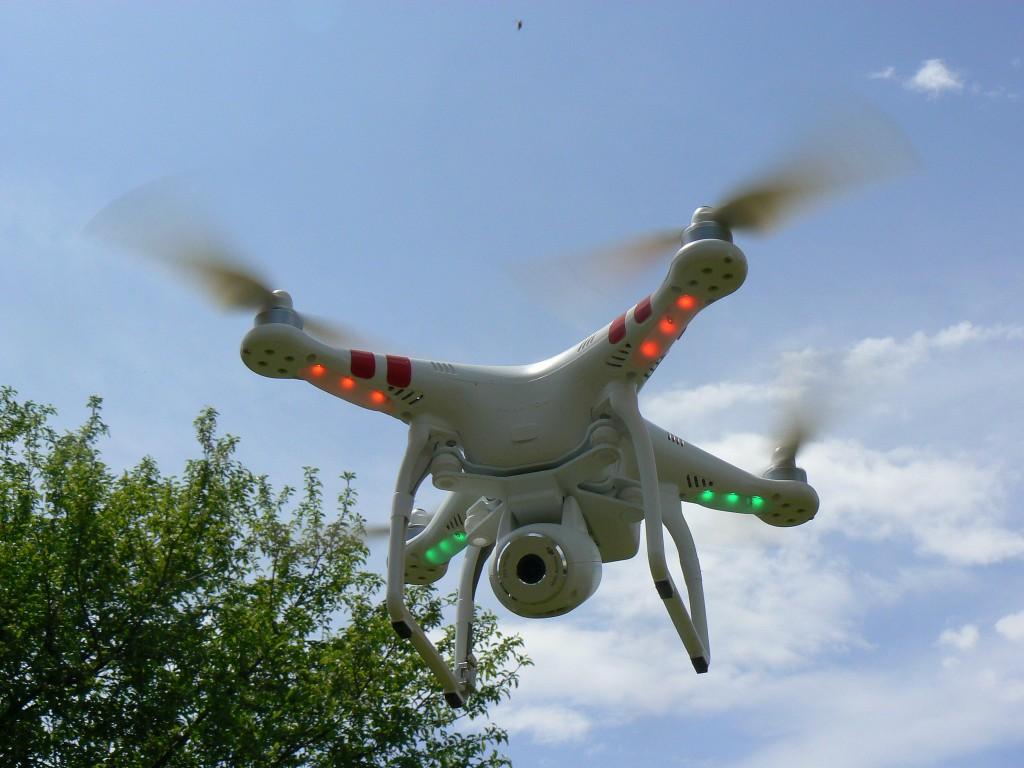Drone | © Peter Linehan / Flickr
