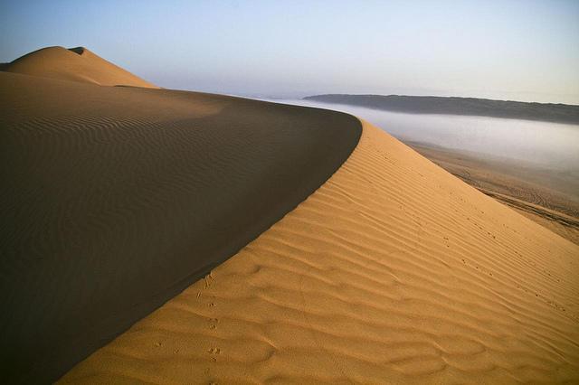 Dunes of the Omani Desert | © Marc Veraart / Flickr