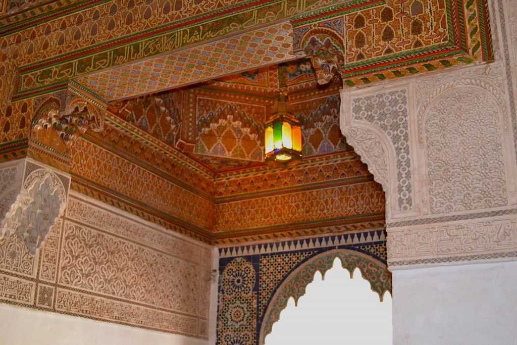 Inside El Bahia Palace, Marrakesh | © Shawna Tregunna / Flickr