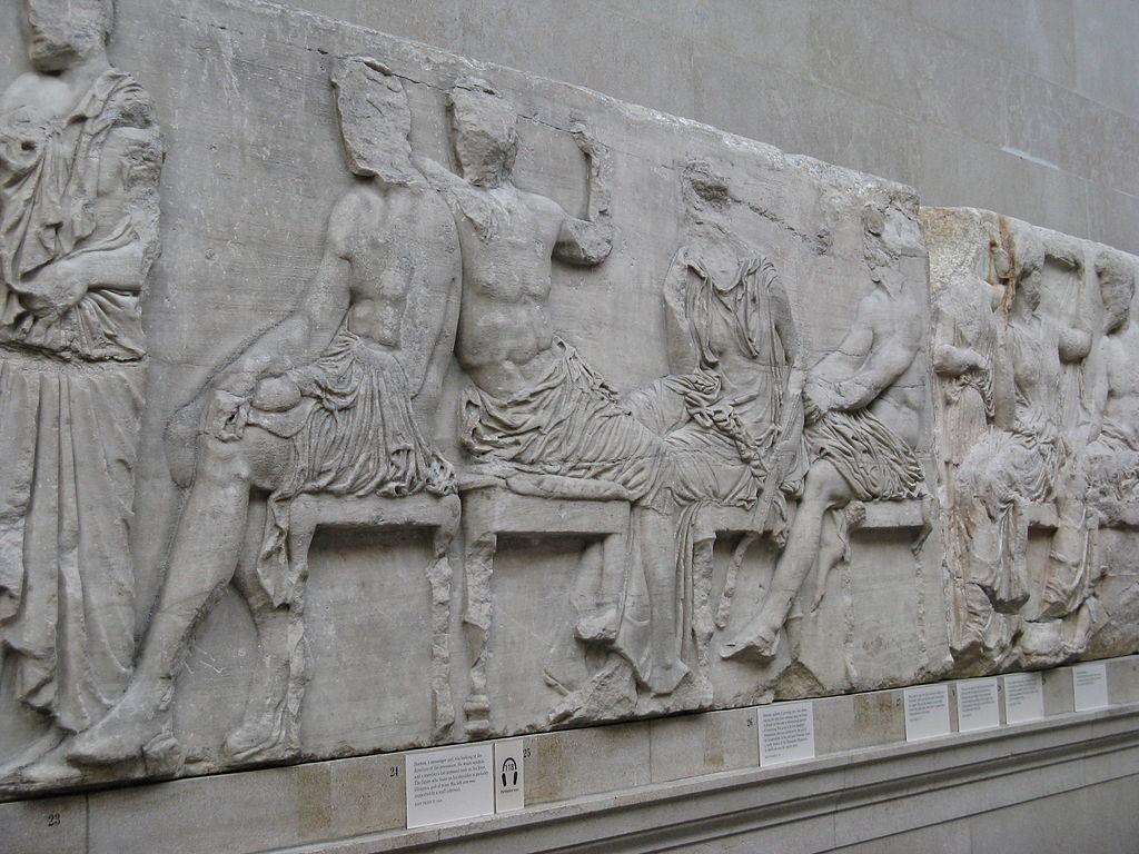 Elgin Marbles | © Yair Haklai / Wikimedia Commons