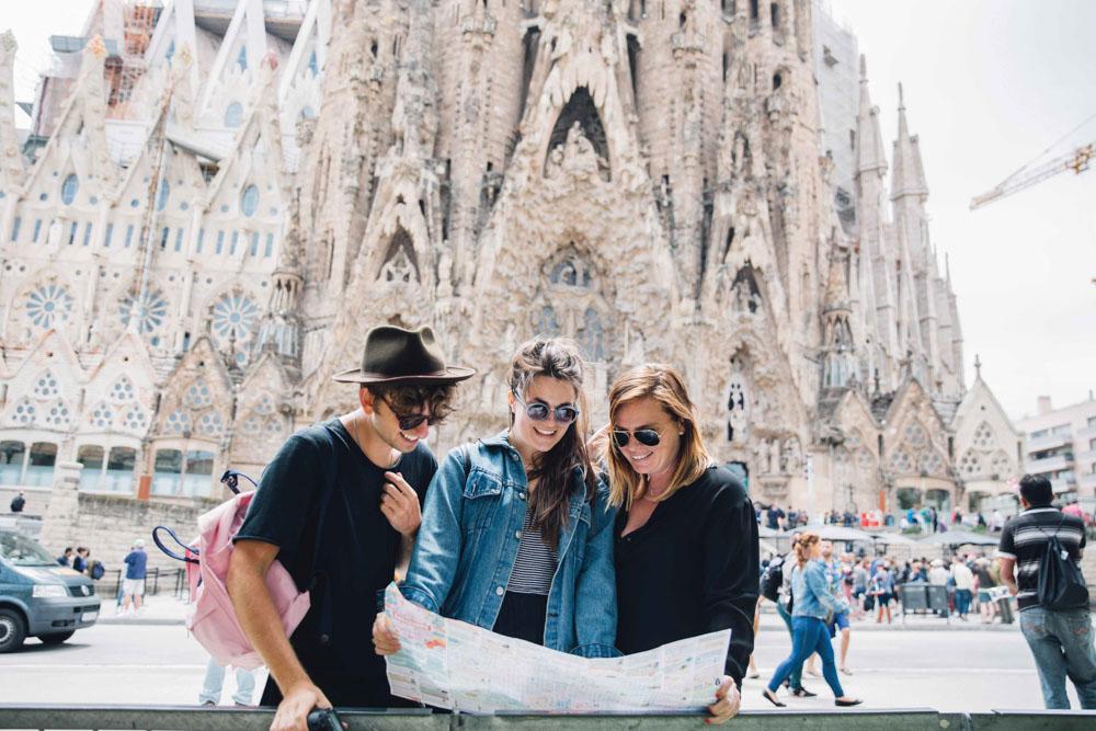 Gaudi glitz, Barcelona, Spain | Courtesy of Topdeck