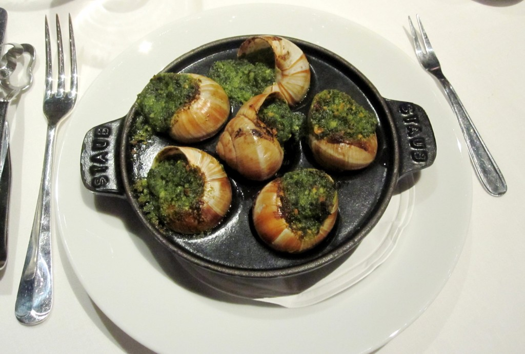 Escargots à la Bourguignonne ©Eatingeast/WikiCommons
