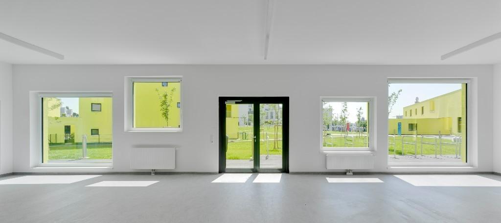 Viviendas de protección oficial en Viena | © David Frutos / PLAYstudio