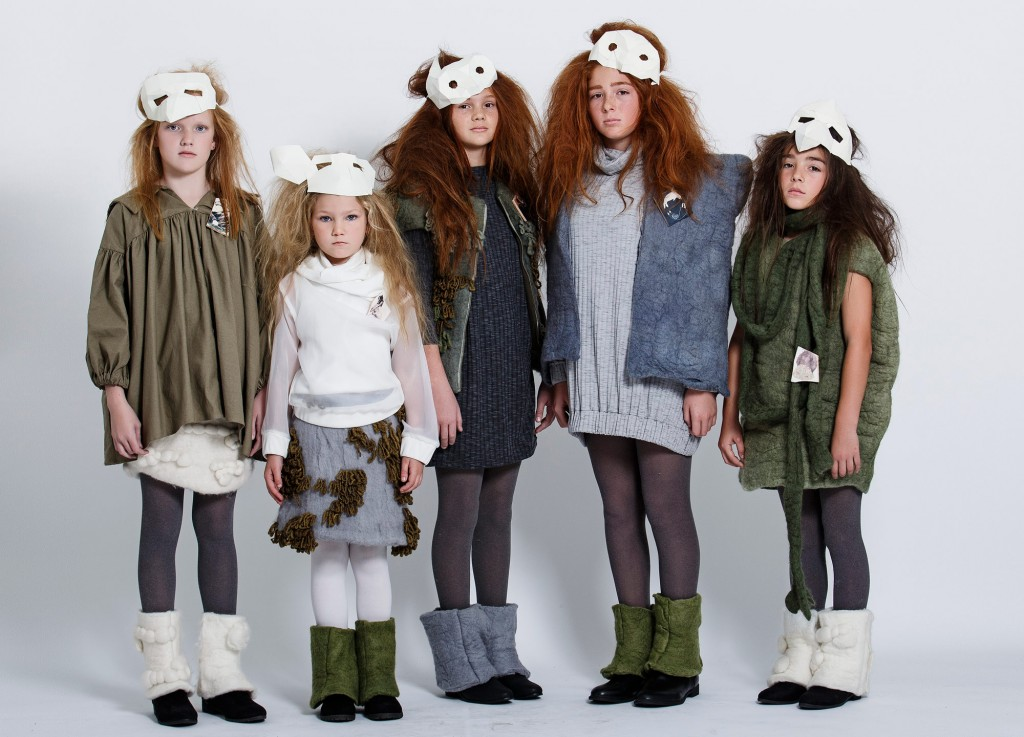 Janine's latest range for children