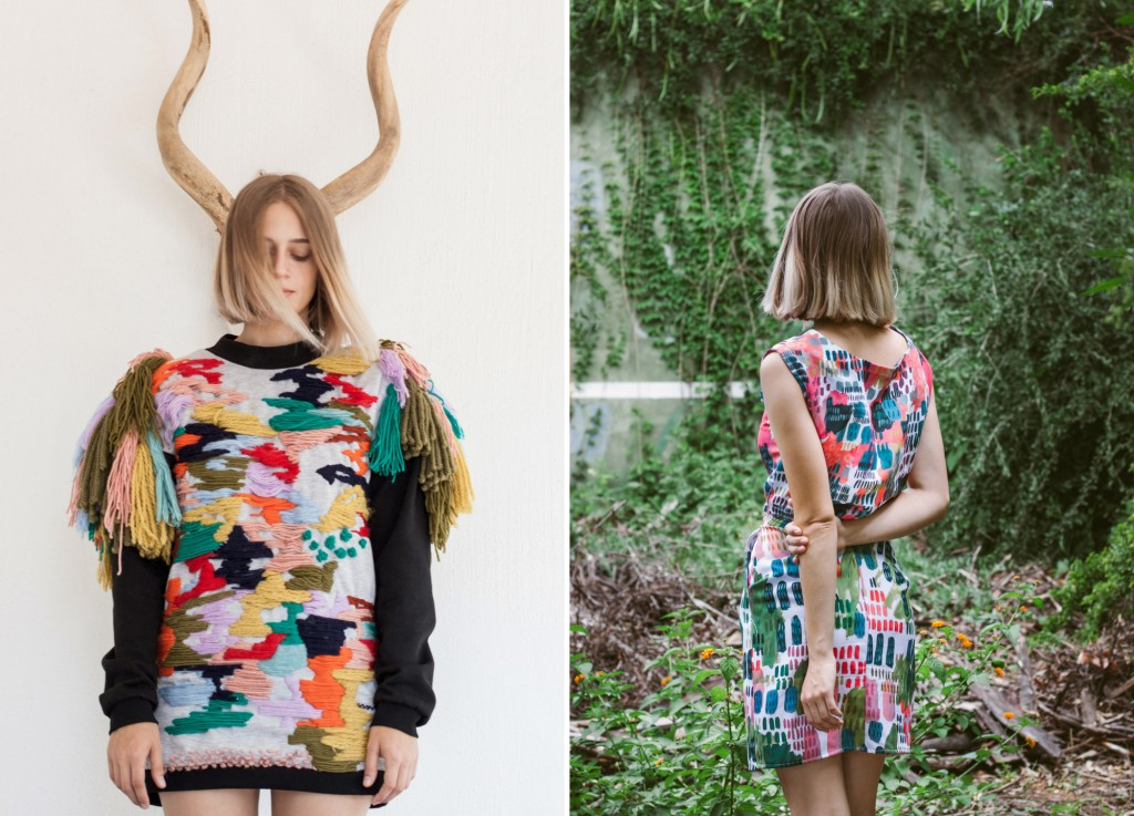 Pieces from the Black Lips collection by Sheila Madge Bakker Designs | ©Charlotte Heyn