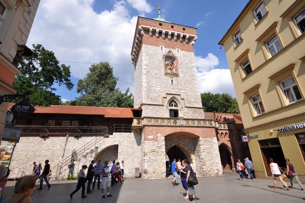 St. Florian Gate | © Jorge Láscar/Flickr