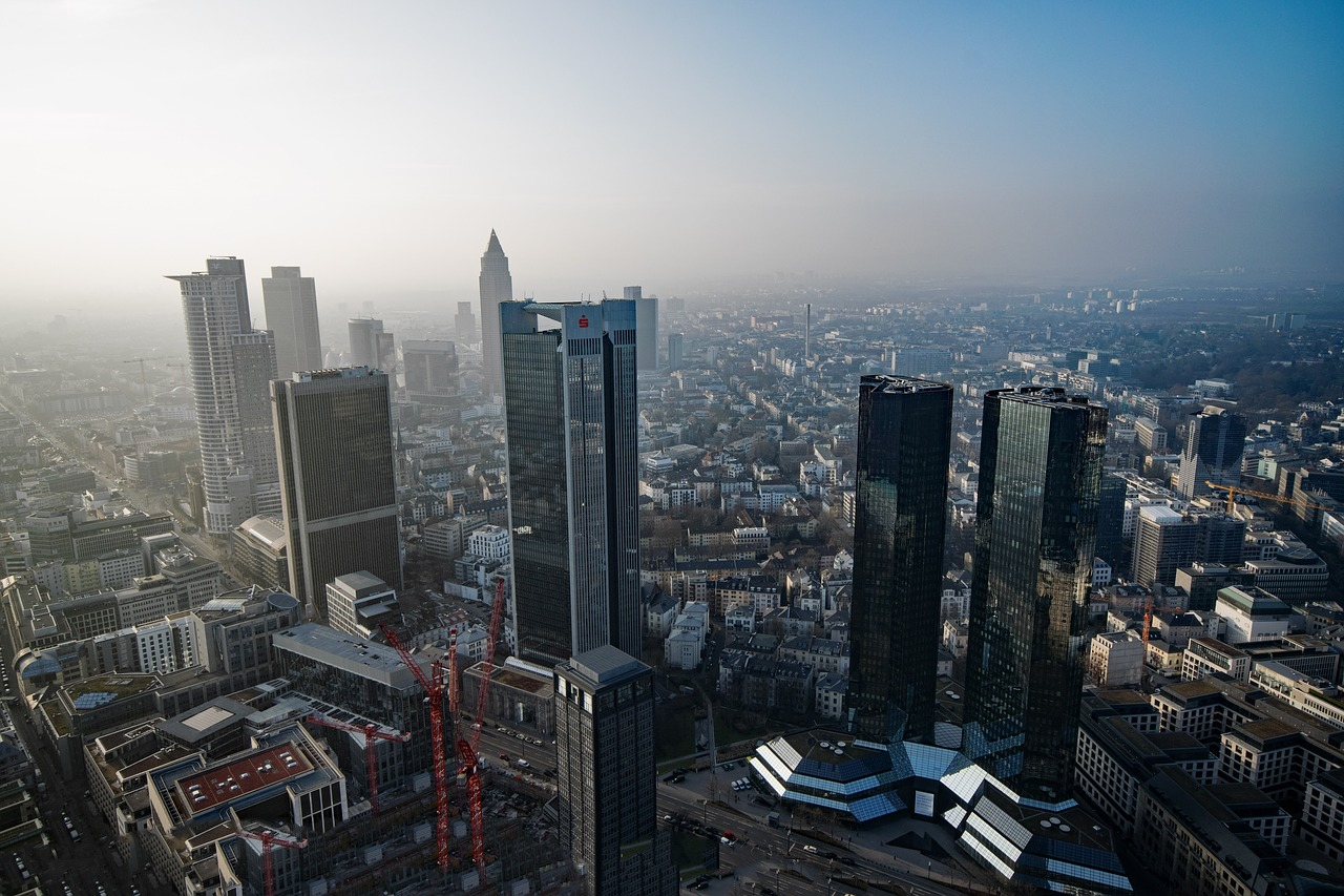 The award winner is announced in Frankfurt   © lapping/Pixabay