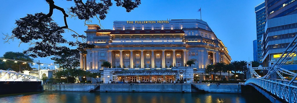 Fullerton Hotel | © Erwin Soo/WikiCommons