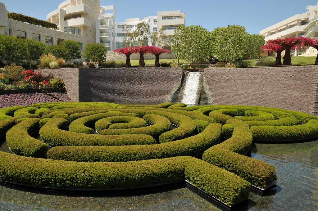 The Getty Center|© Marc Lee / Flickr
