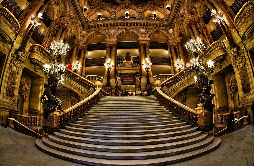 11 Ways Paris Palais Garnier Has Inspired Artists
