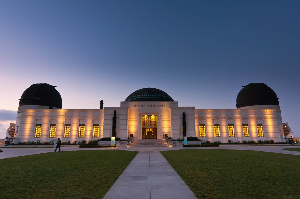 Griffith Observatory|©Frank Steele/Flickr