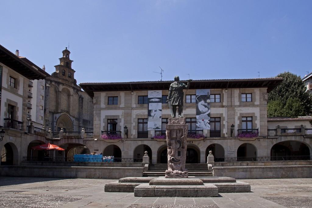 Guernica today, Spain | ©Tony Hisgett / Flickr