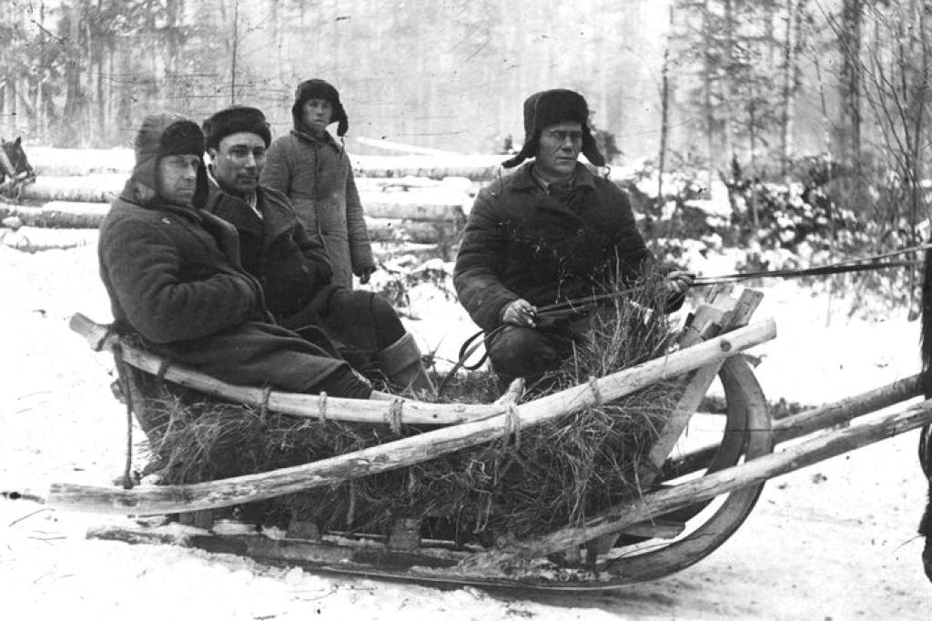 Gulag prisoners