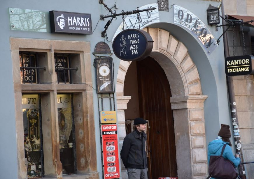 Harris Piano Jazz Bar in Krakow | © JRF/LiveKrakow