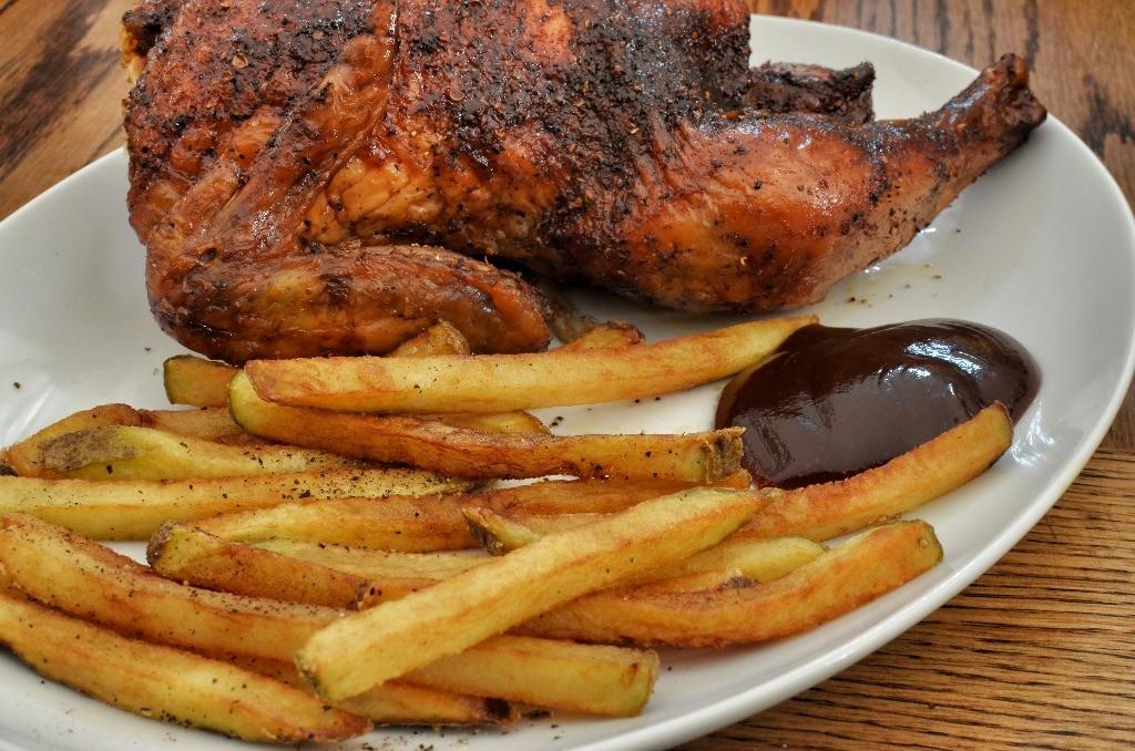 smoked chicken / (c) jeffreyw / Flickr