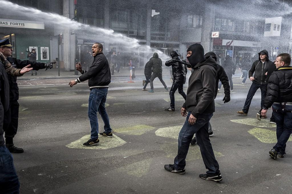 Terror in Brussels | © Asger Ladefoged