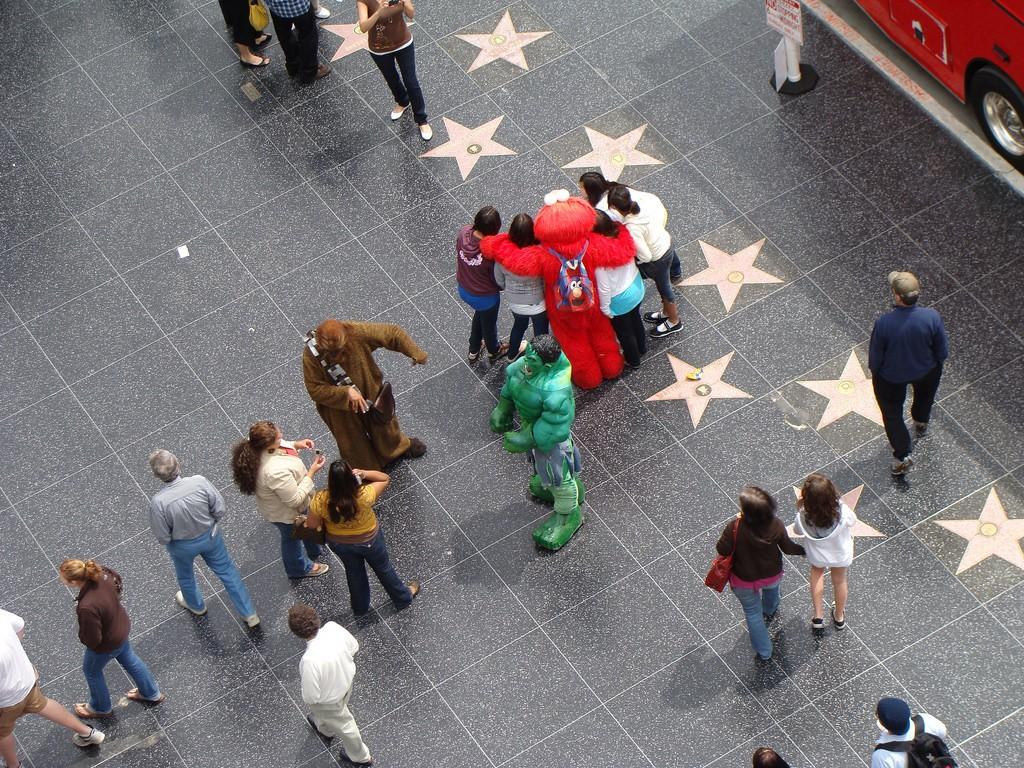 The Hollywood Walk of Fame|©Bonita de Boer/Flickr