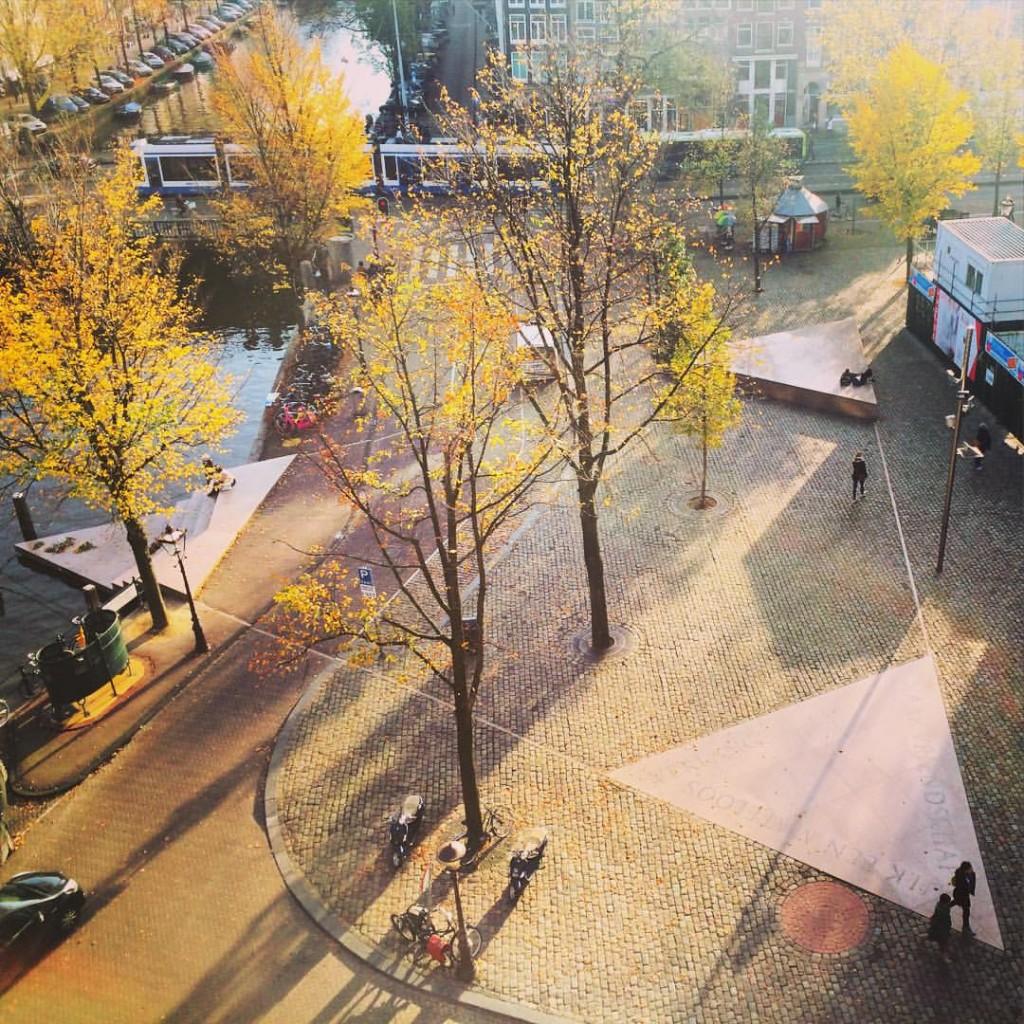 The Homomonument | © Geert-Jan Edelenbosch / WikiCommons