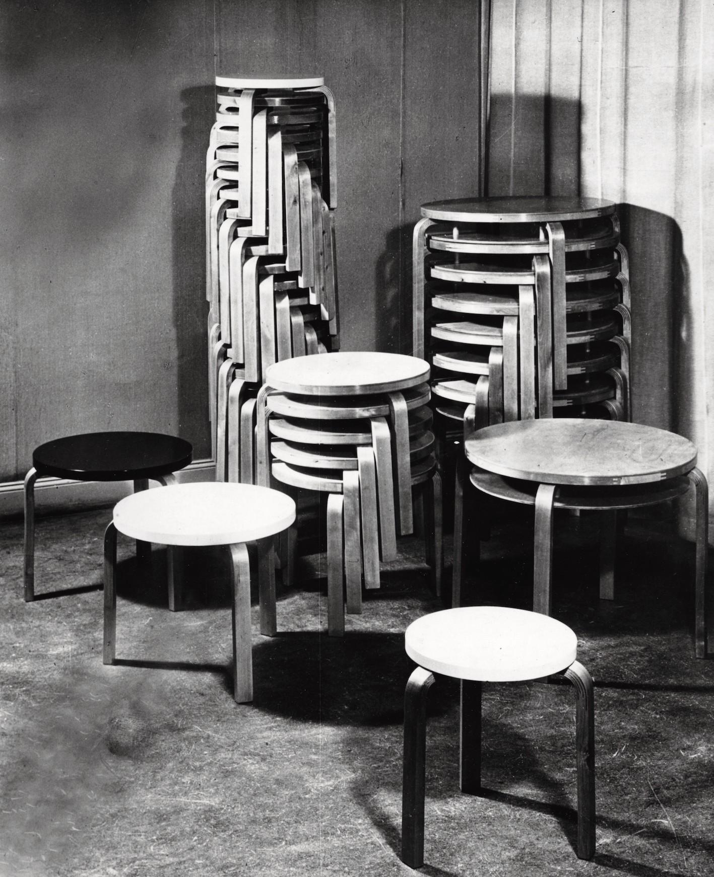 A Brief History Of Alvar Aalto S Stool 60