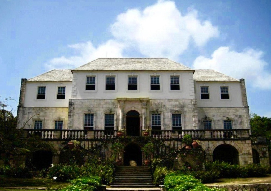 Rose Hall, the estate house of a former sugar plantation, in Jamaica | © Urban Walnut/WikiCommons