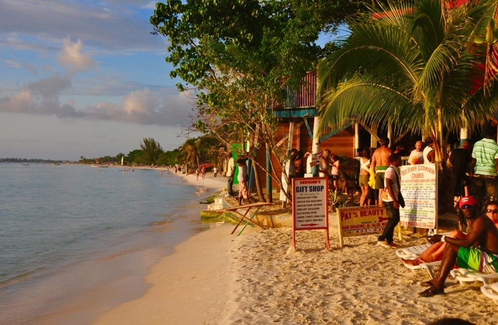 Beaches negril to airport