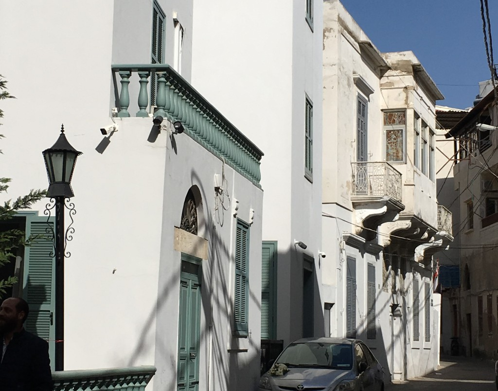 Alleyway, Mina |©Amani El Charif