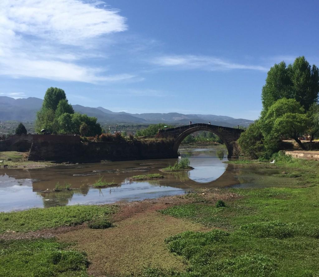 Shaxi Moon Bridge | ©Jessica Larson
