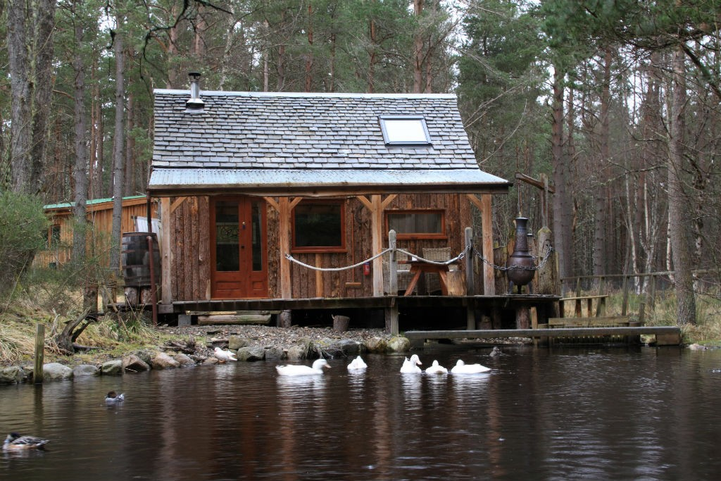The Lazy Duck Lodge | Courtesy Of The Lazy Duck