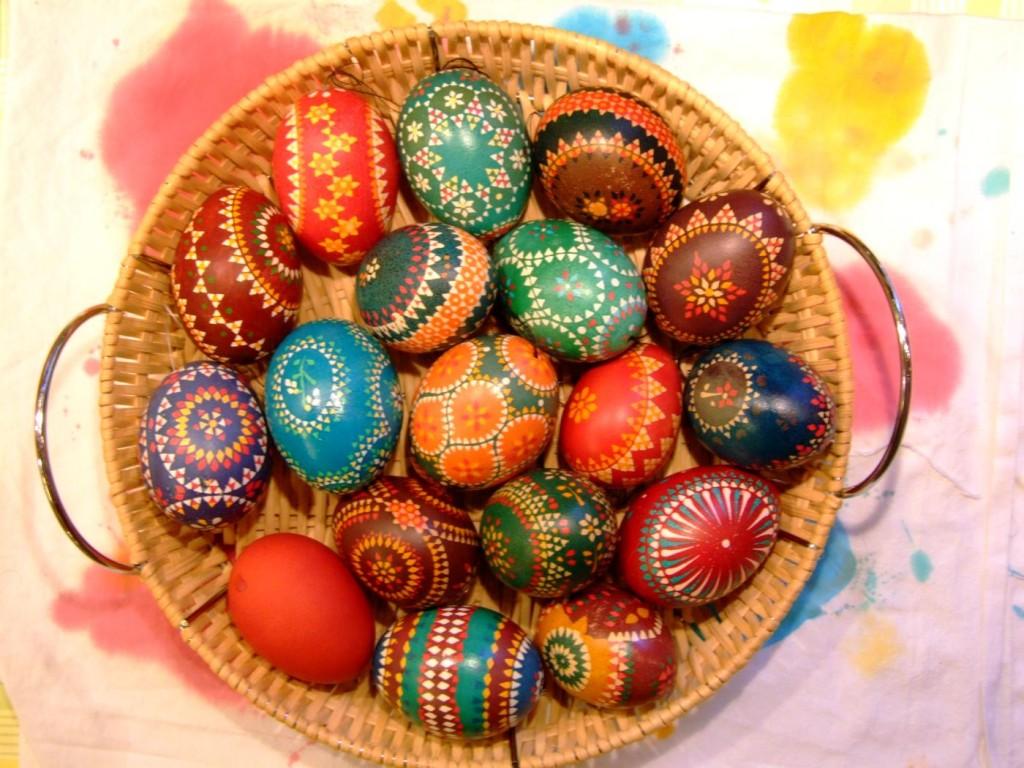 Serbian Easter eggs | © LeCornichon/WikiCommons