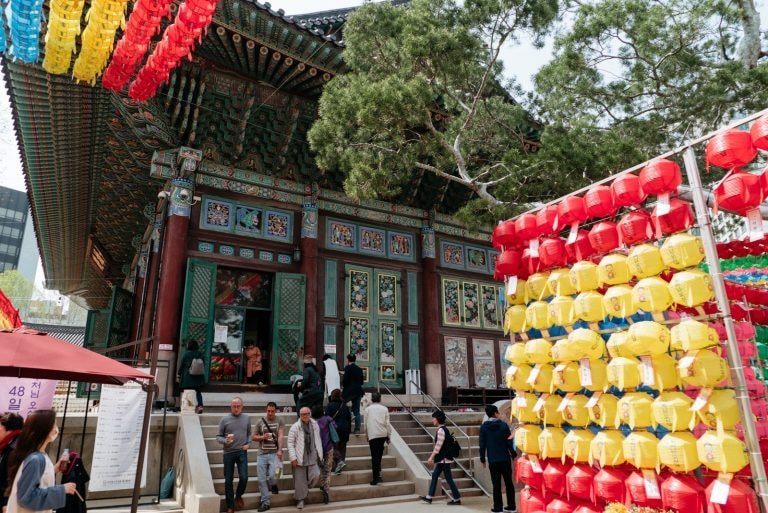What to Do in Seoul During Chuseok