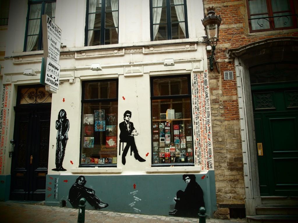 Jef Aérosol graffiti | public domain