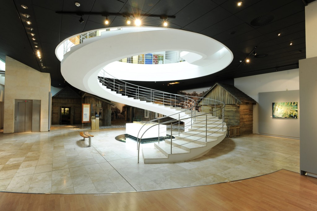 The museum combines traditional and contemporary architecture | Courtesy of the Jewish Museum