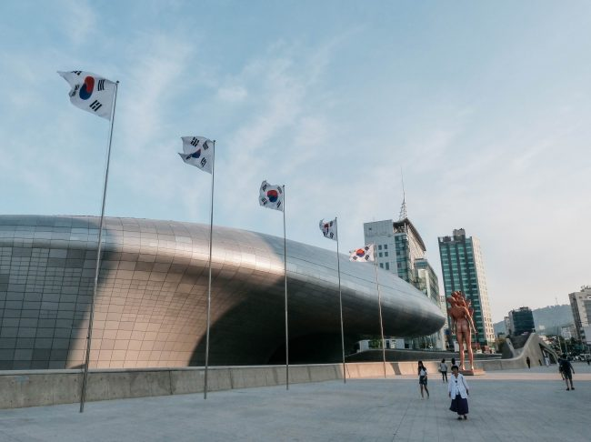 The Most Amazing Buildings In Seoul