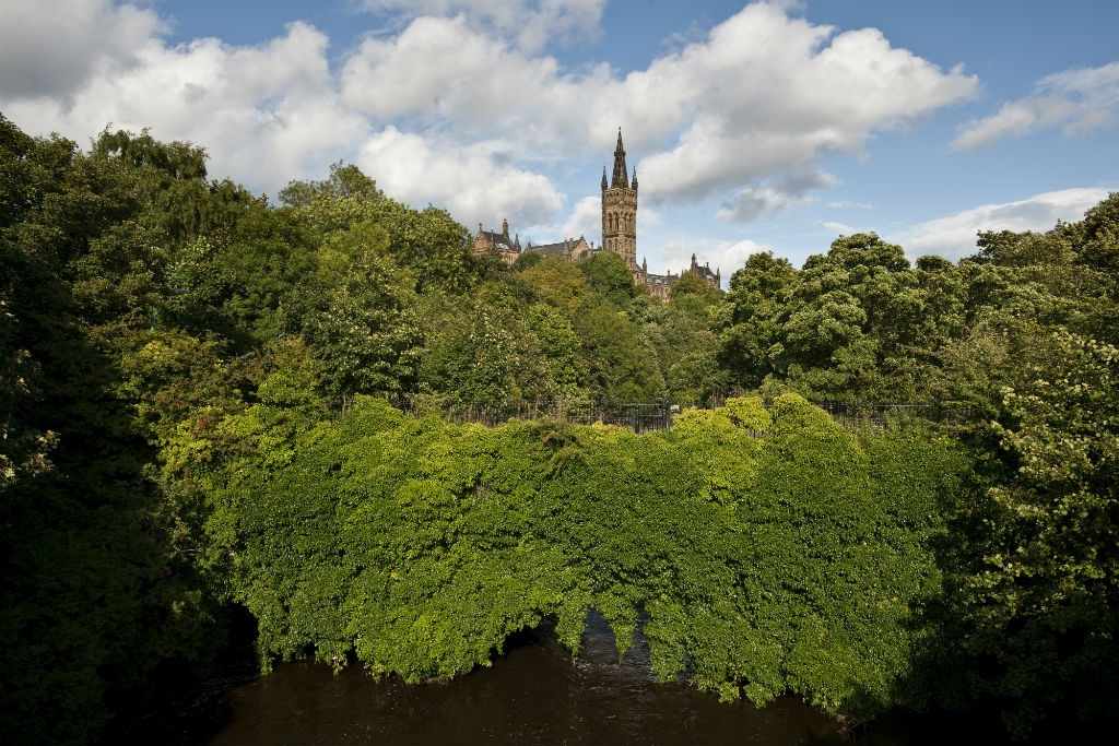 The Kelvin Walkway | Courtesy Of Glasgow Life