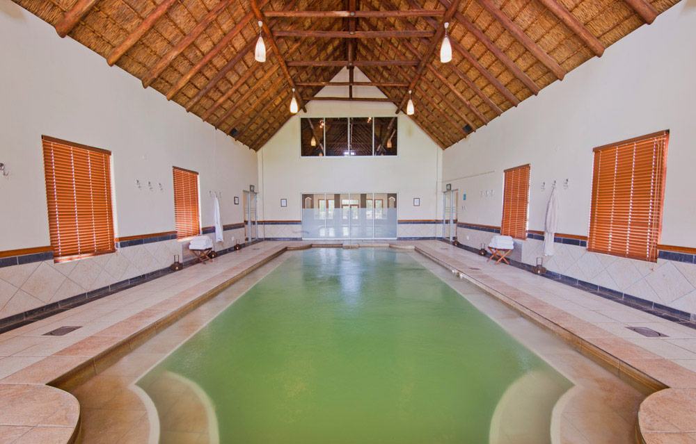 The spa has one of the most advanced thermal treatment facilities in Gauteng | Courtesy of Kievits Kroon