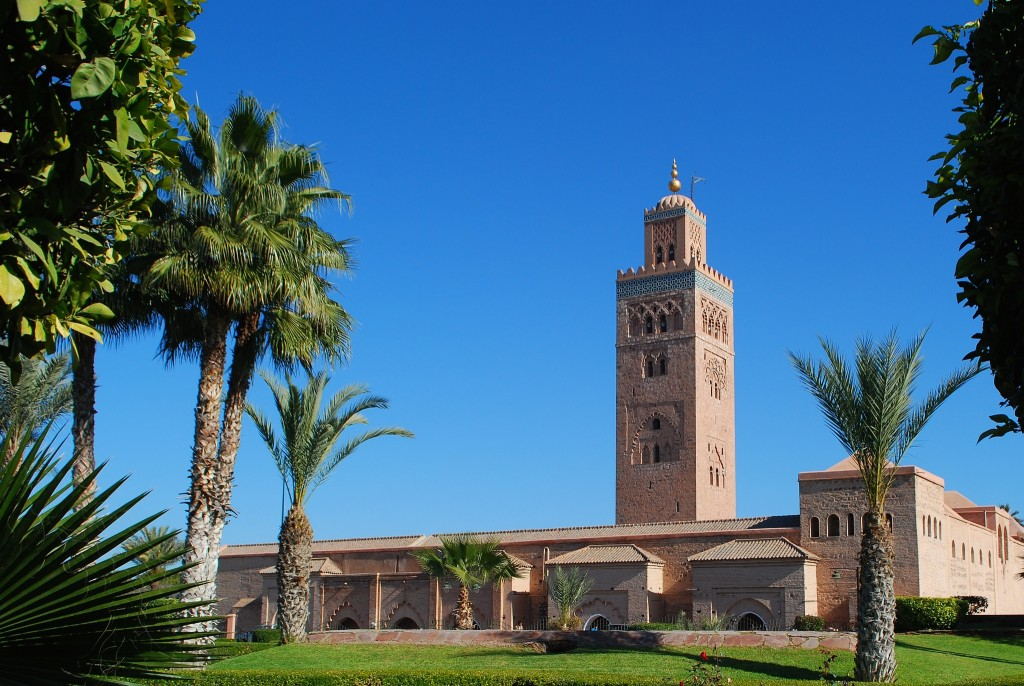 Koutoubia Mosque in Marrakesh | © Kate Nevens / Flickr