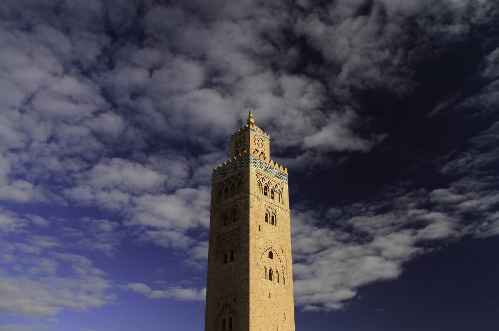 The minaret of Koutoubia Mosque, Marrakesh | © Mzximvs VdB / Flickr