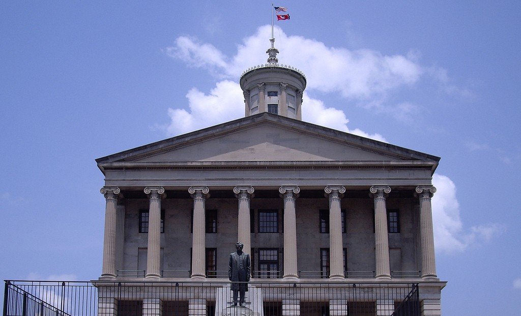 Tennessee State Capitol / (c) Ron Cogswell / Flickr