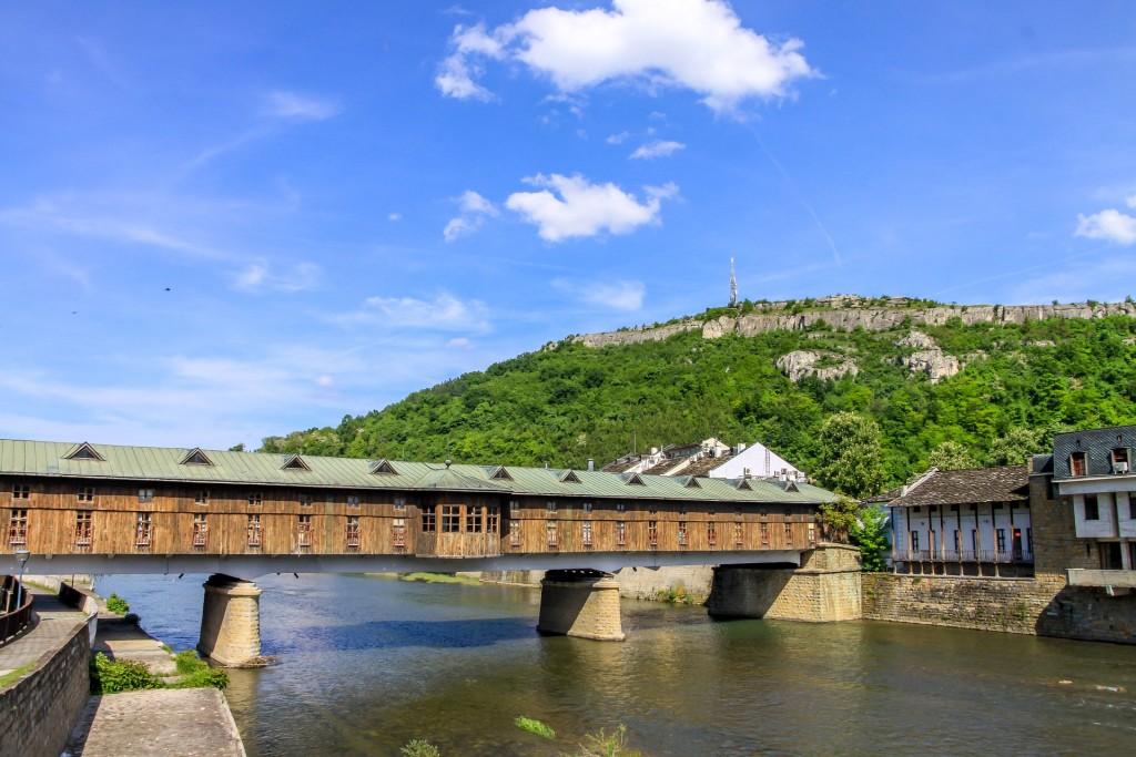 Lovech covered bridge | © Pixabay