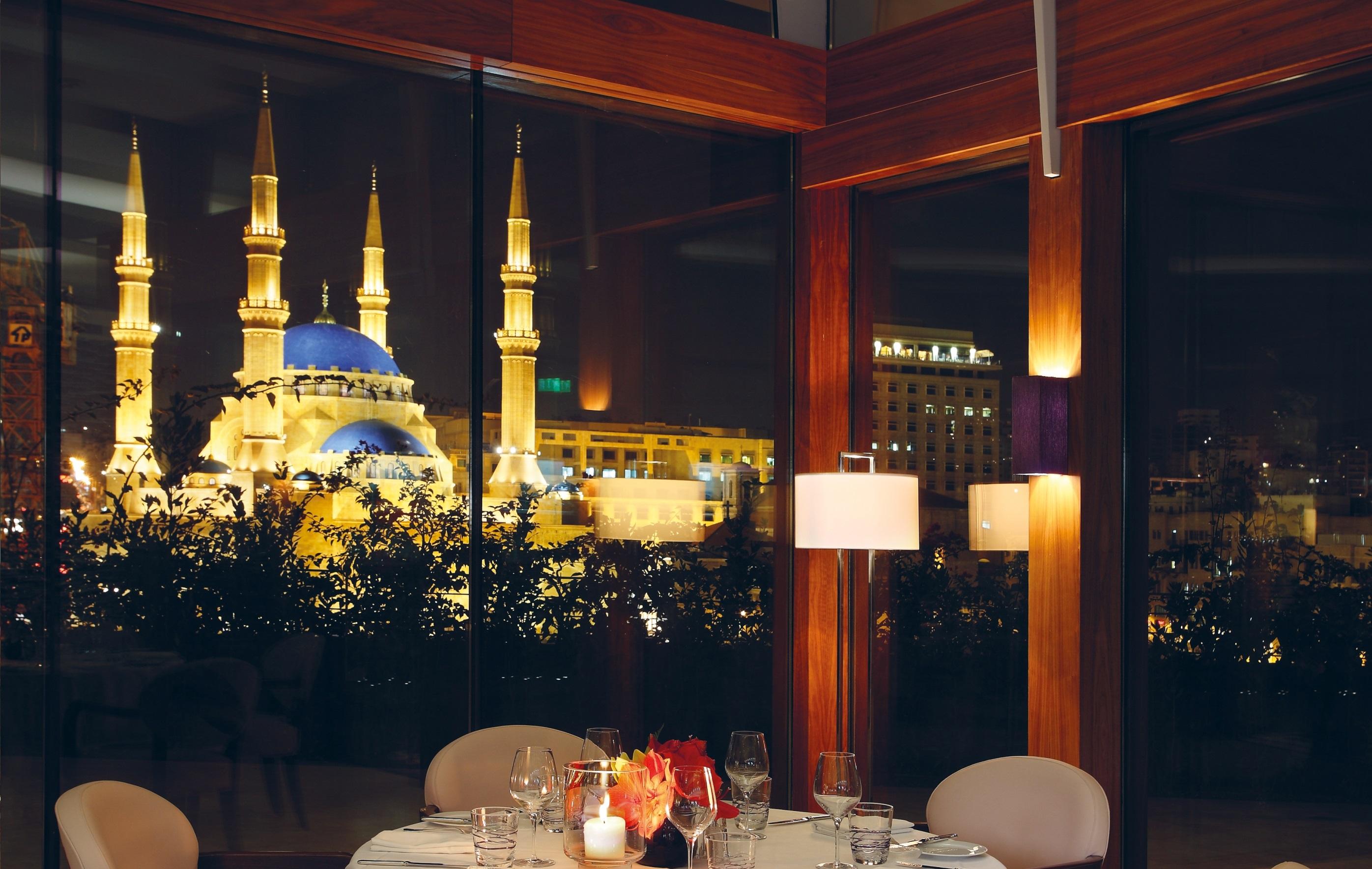 Indigo Lounge. Le Gray Hotel | © Le Gray Hotel
