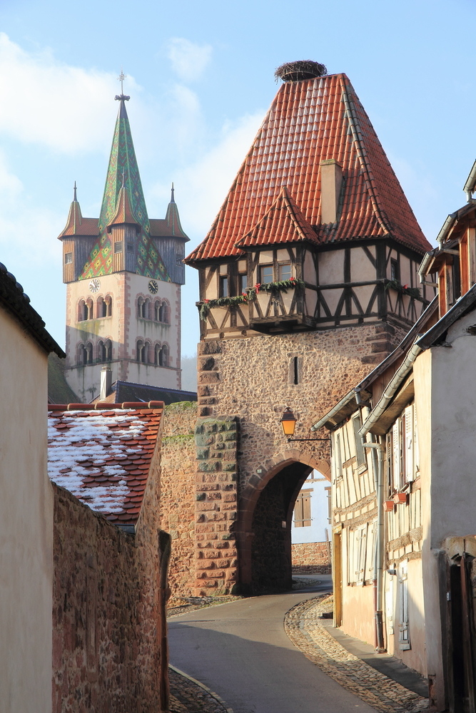 You need to visit the magical town that inspired beauty